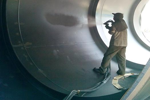 Storage Tank Polyurea Anti-corrosion