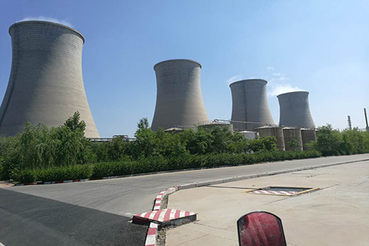 Electric Power Plant Anti-corrosion Polyurea Coating