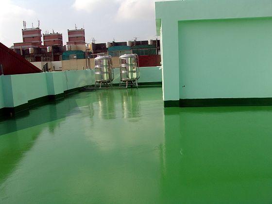 Roof Polyurea Waterproof