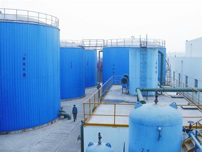 Steel tank Polyurea Waterproof
